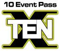 10 Event Pass
