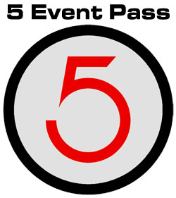 5 Event Pass