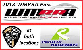 2018 WMRRA 5 Event Pass